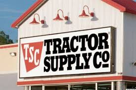 tractor supply co sign