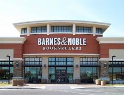 Barnes and Noble Store front