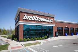 Tire Discounters store front