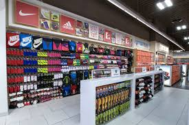 Famous Footwear Interior