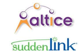 Suddenlink and Altice Logos