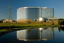 Nissan Corporate Office Building