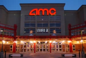 Mandatory Credit: Photo by ORLIN WAGNER/AP/REX/Shutterstock (5768491a) People enter AMC's Studio 30 theater AMC Theatres Odeon and UCI, Olathe, Kansas, USA - 11 May 2005 AMC Theatres is buying European movie theater operator Odeon & UCI Cinemas Group in a deal valued at about 921 million pounds ($1.21 billion). AMC says, Tuesday, July 12, 2016,  that the transaction will make it the biggest movie theater operator in the world. Odeon & UCI has 242 theaters in Europe. The deal will give AMC a total of 627 theaters in eight countries.