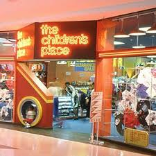 The Children's Place inside store