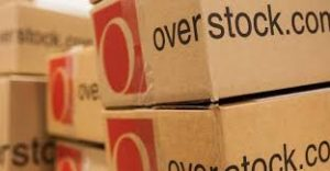 Overstock.com shipping boxes