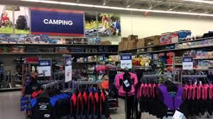 Acaademy Sports Store Interior