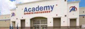 Academy Sports Store Front