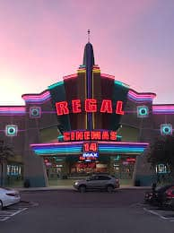 Regal Cinema Building Front