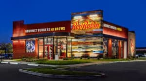 Red Robin Store Front