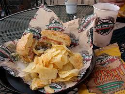 Schlotzskys sandwich