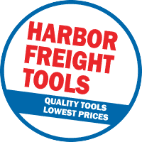 Harbor Freight Logo Turned to the Right