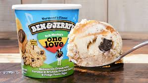 Ben and Jerry's one love