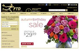 FTD online ad