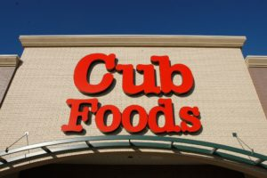 Shorewood, MN, Tuesday, January 13, 2004 -- Cub Foods in Shorewood, MN -- Cub Foods sign.