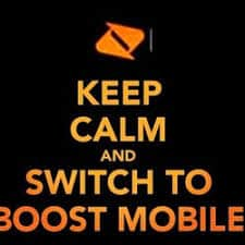 Boost Mobile Advertising