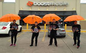 Boost Mobile store front