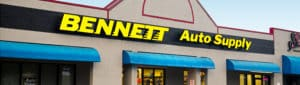 Bennet Auto Store Front