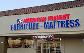 American Freight Store Front