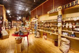 Spice and Tea Exchange inside store