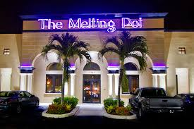 melting pot restaurant front