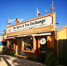spice and tea exchange store front