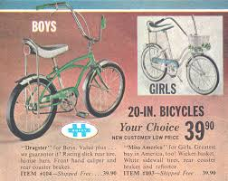 old huffy advertising