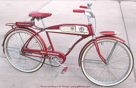old huffy bicycle
