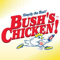 Bush's chicken logo 2