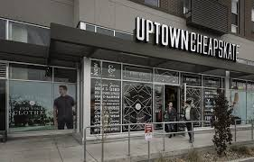 Uptown Cheapskate Store front
