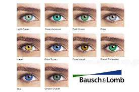 Bausch + Lomb Contact Lenses