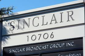 Sinclair Broadcast Sign