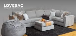 lovesac sectional
