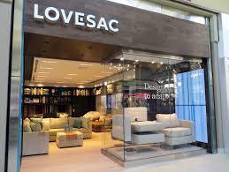 lovesac store front
