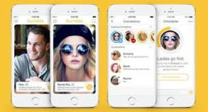 Bumble Dating App photo on android phone