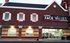 Harmon Face Values Store Front