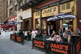 Jake's store front