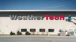weathertech factory front of building