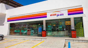 AMPM store front