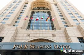 Four Seasons Hotel front