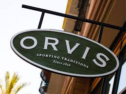orvis building sign
