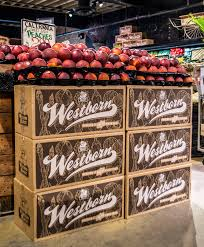 Westborn display of tomatoes